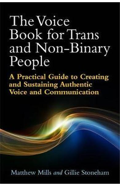 Voice Book for Trans and Non Binary People