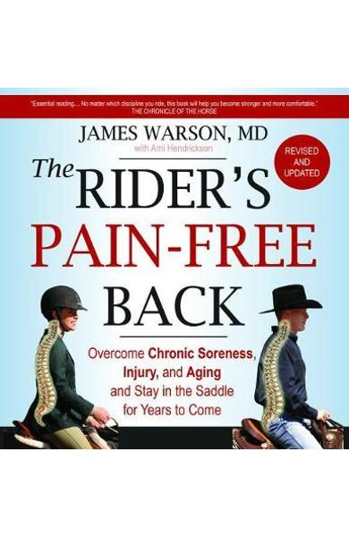 Rider's Pain-Free Back