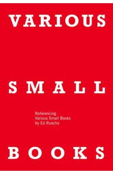 VARIOUS SMALL BOOKS