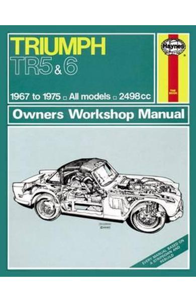 Triumph TR5 & TR6 Owner's Workshop Manual
