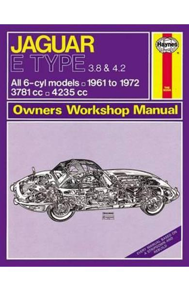 Jaguar E-type Owner's Workshop Manual