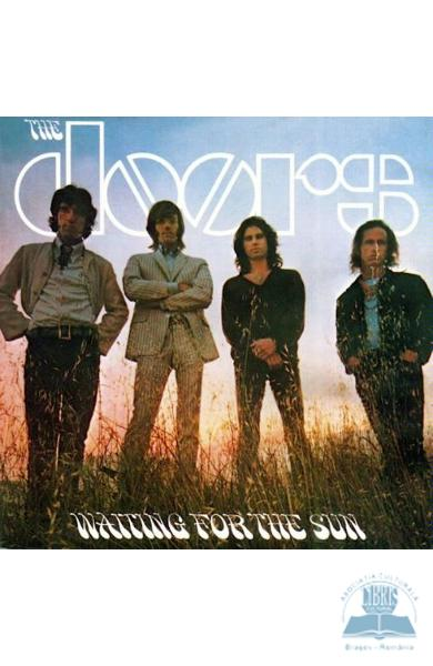CD The Doors - Waiting For The Sun