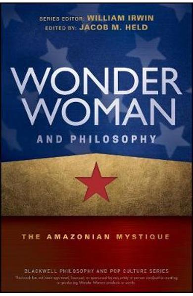 Wonder Woman and Philosophy