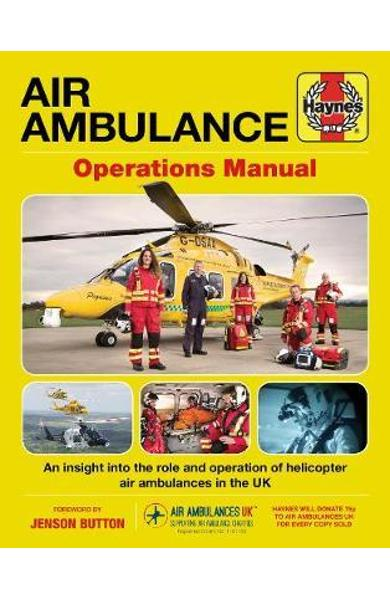 Air Ambulance Manual - Claire Robinson