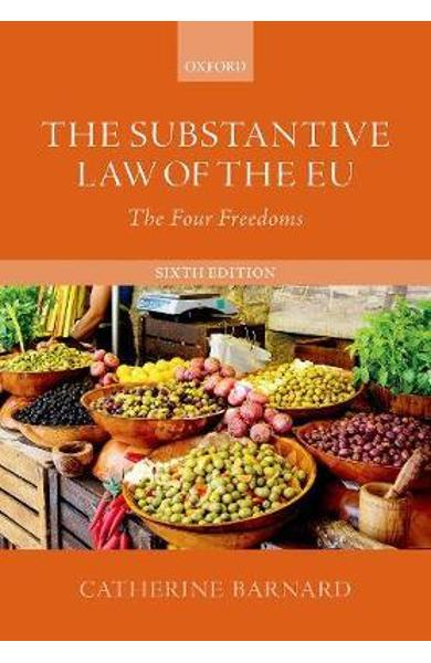 Substantive Law of the EU - Catherine Barnard