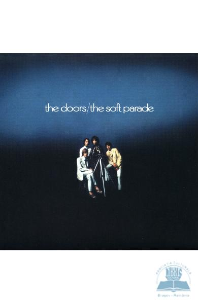 CD The Doors - The Soft Parade