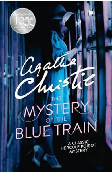 Poirot - the Mystery of the Blue Train