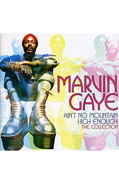 CD Marvin Gaye - Aint no mountain high enough - The collection