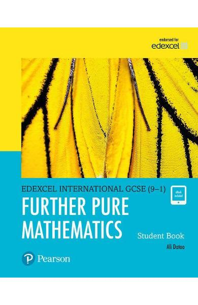 Edexcel International GCSE (9-1) Further Pure Mathematics St