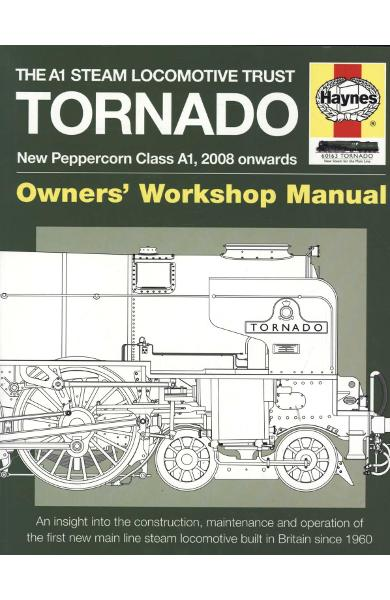 A1 Steam Locomotive Trust Tornado - Geoff Smith