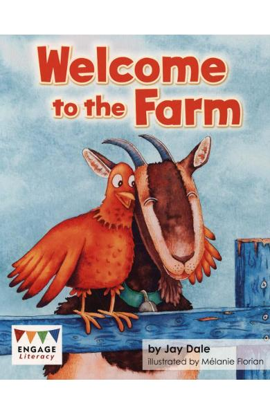 Welcome to the Farm - Melanie Florian
