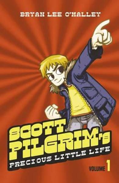 Scott Pilgrim's Precious Little Life - Bryan Lee O�Malley