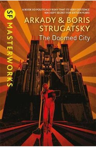 Doomed City - Arkady Strugatsky