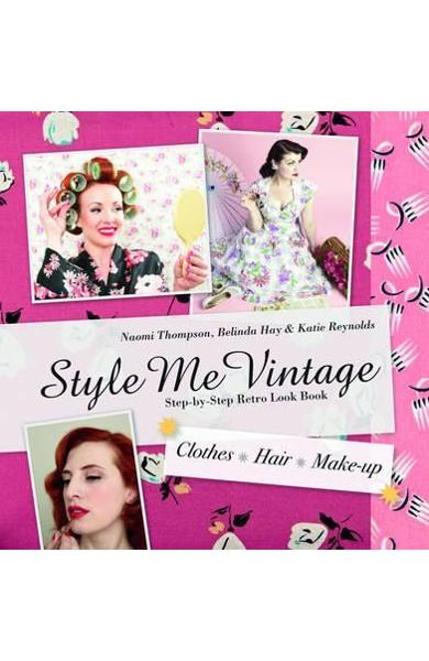 Style Me Vintage, Clothes - Hair - Make-up