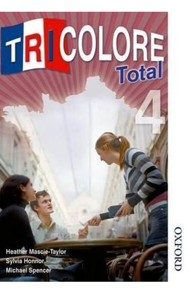 Tricolore Total 4 Student Book