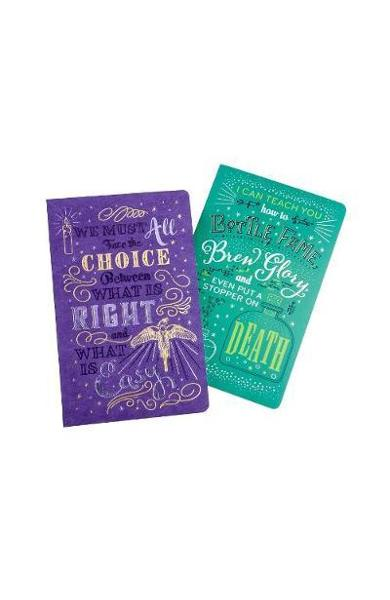 Harry Potter: Character Notebook Collection