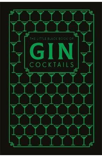 Little Black Book of Gin Cocktails -
