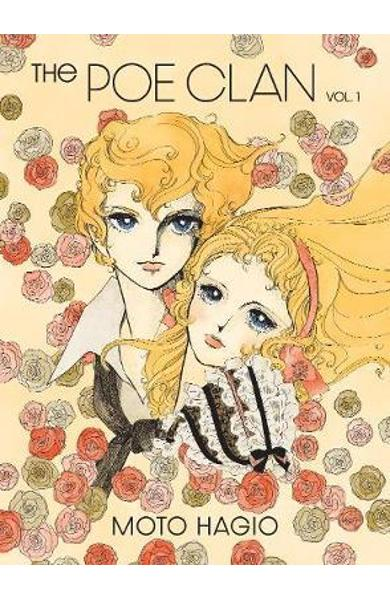 Poe Clan, The: Volume 1 - Moto Hagio
