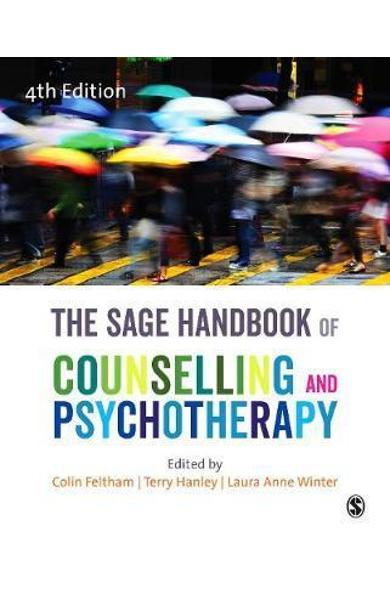 SAGE Handbook of Counselling and Psychotherapy - Colin Feltham