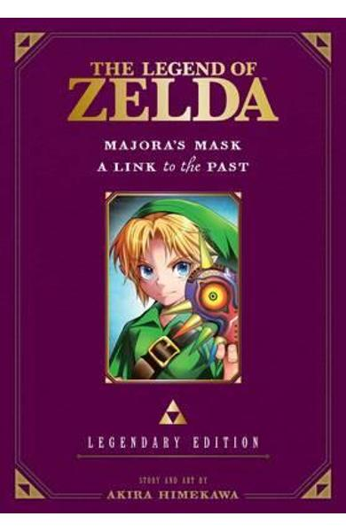 Legend of Zelda: Majora's Mask / A Link to the Past
