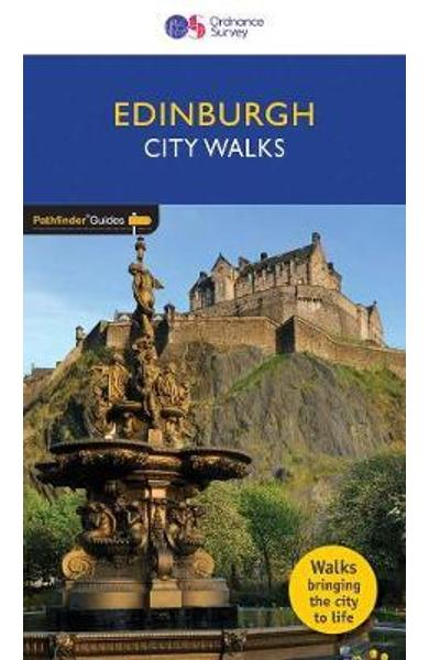 City Walks Edinburgh