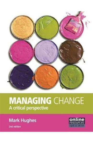 Managing Change - Mark Hughes