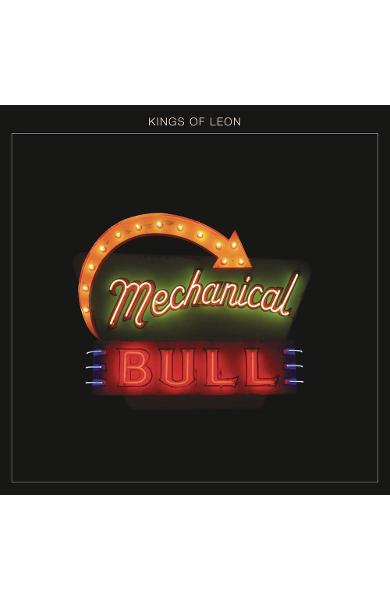 2 VINIL Kings Of Leon - Mechanical bull
