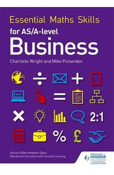 Essential Maths Skills for as/A Level Business