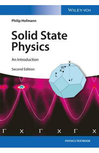 Solid State Physics - Philip Hofmann