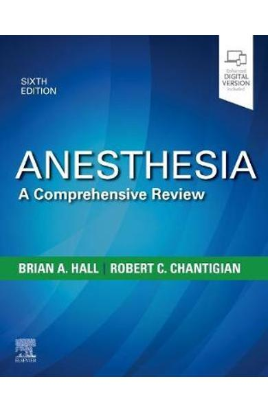 Anesthesia: A Comprehensive Review -