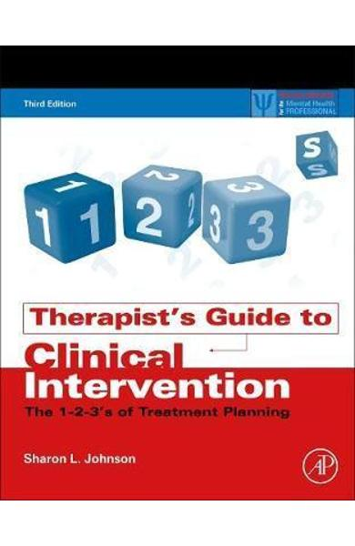 Therapist's Guide to Clinical Intervention - Sharon Johnson