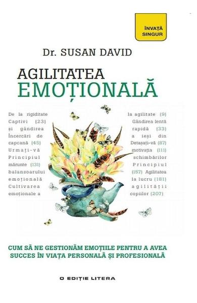 Agilitatea emotionala - Dr. Susan David