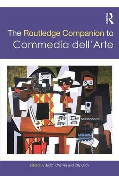 Routledge Companion to Commedia dell'Arte