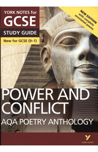 AQA Poetry Anthology - Power and Conflict: York Notes for GC