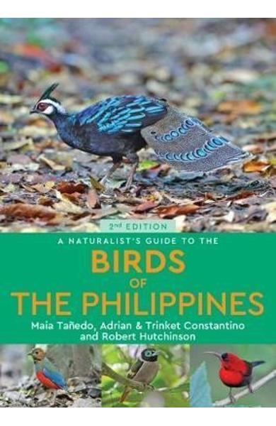 Naturalist's Guide to the Birds of the Philippines (2nd edit