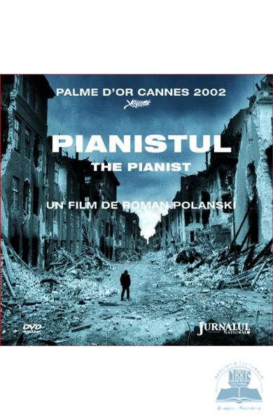 DVD Pianistul  - The pianist