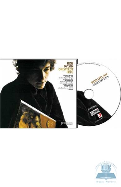CD Bob Dylan - Greatest Hits