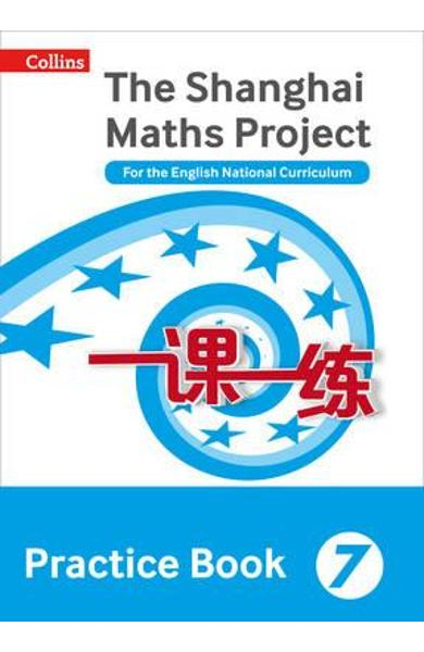 Shanghai Maths Project Practice Book Year 7