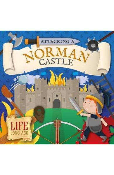 Attacking a Norman Castle