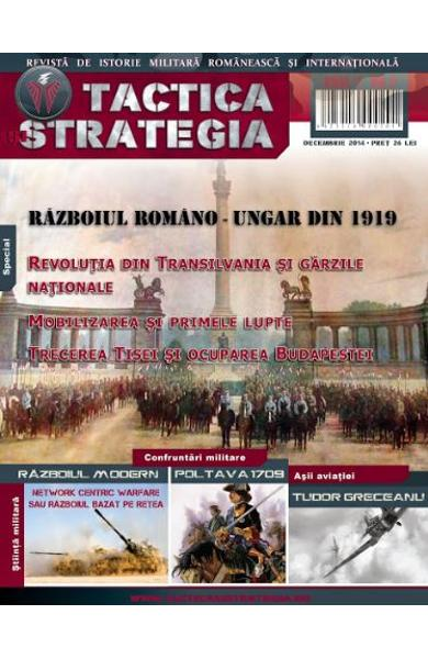 Tactica si strategia Nr.2 - Decembrie 2014