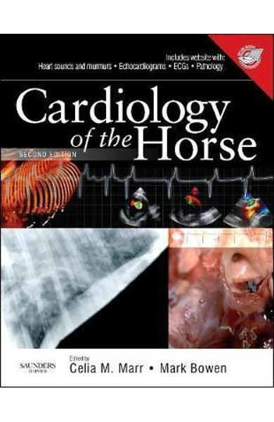 Cardiology of the Horse - Celia Marr