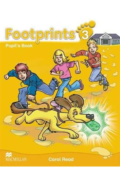 Footprints 3 Pupil's Book B1 - Carol Read