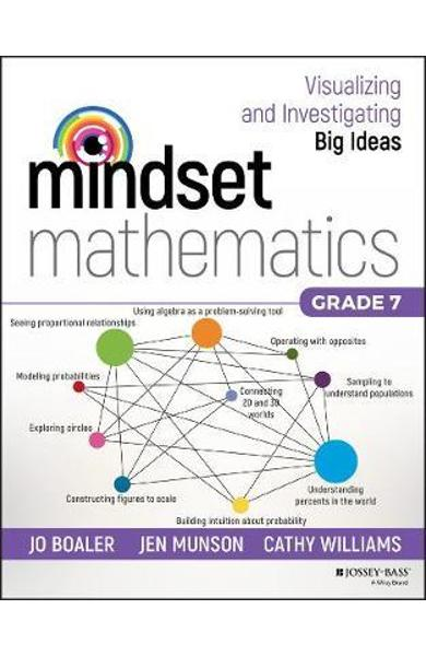 Mindset Mathematics: Visualizing and Investigating Big Ideas - Jo Boaler