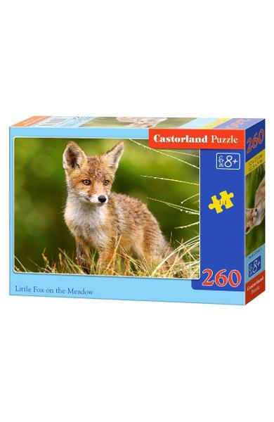 Puzzle 260 - Little Fox on the Meadow