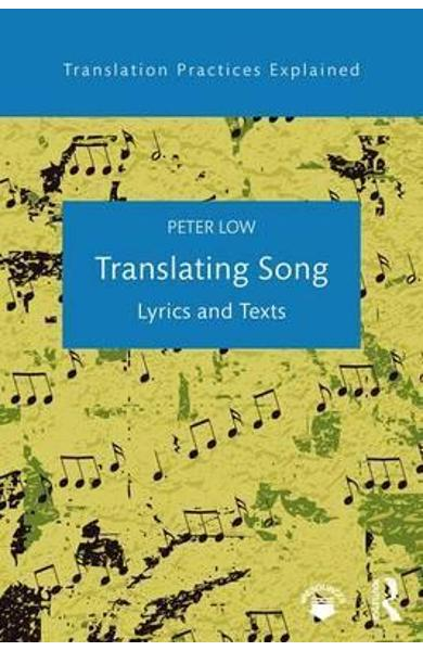 Translating Song - Peter Low