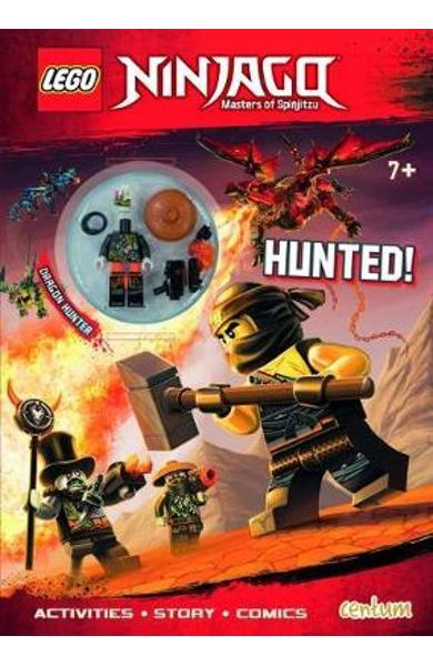 Lego - Ninjago - Activity Book with Mini Figure