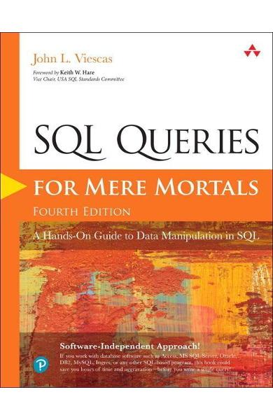 SQL Queries for Mere Mortals - John Viescas