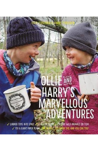 Ollie and Harry's Marvellous Adventures - Ollie Ferguson