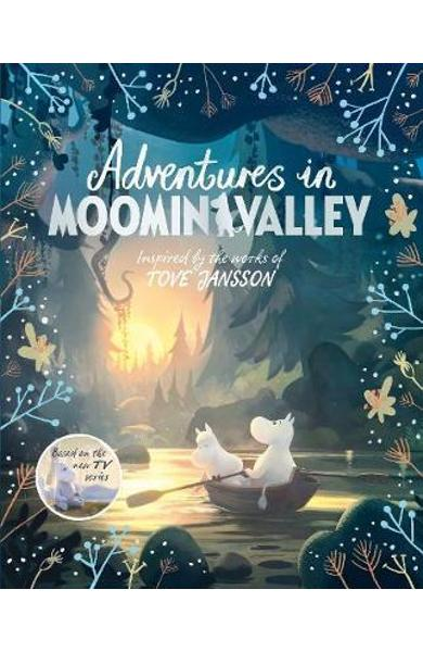 Adventures in Moominvalley - Amanda Li