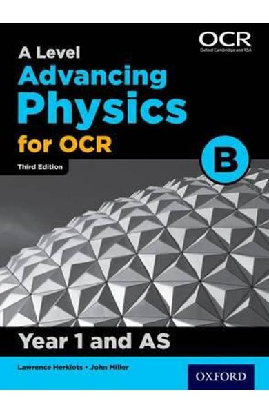 Level Advancing Physics for OCR Year 1 and AS Student Book